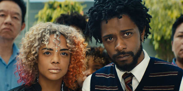 Blackkklansman Sorry to Bother You