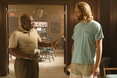 TV Roundup Lodge 49